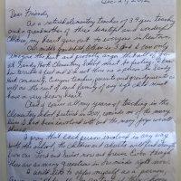 Embracing Newtown Volunteer Favorite Letters 331