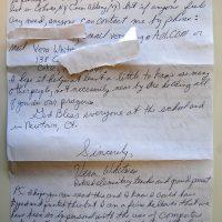 Embracing Newtown Volunteer Favorite Letters 332