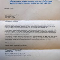 Embracing Newtown Volunteer Favorite Letters 341