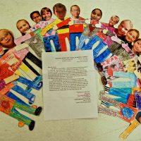 Embracing Newtown Volunteer Favorite Letters 347