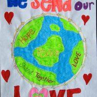 Embracing Newtown Volunteer Favorite Letters 350