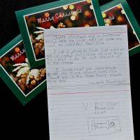 Embracing Newtown Volunteer Favorite Letters 356