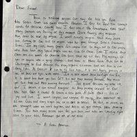 Embracing Newtown Volunteer Favorite Letters 359