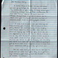 Embracing Newtown Volunteer Favorite Letters 360