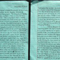 Embracing Newtown Volunteer Favorite Letters 363