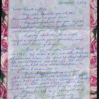 Embracing Newtown Volunteer Favorite Letters 366