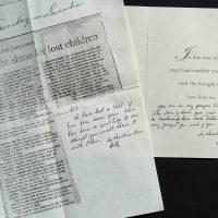 Embracing Newtown Volunteer Favorite Letters 369